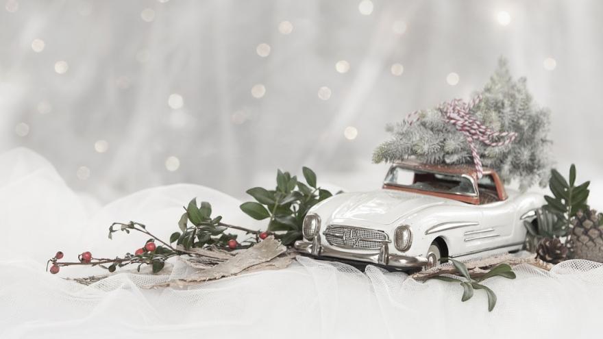 Adornos navideños reciclar