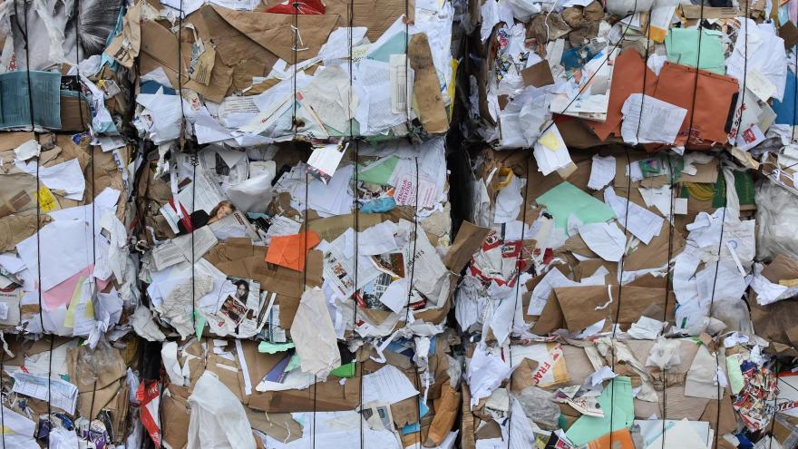 Imagen reciclar papel