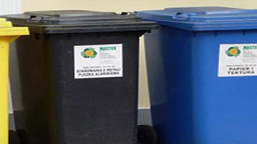 contenedores reciclado