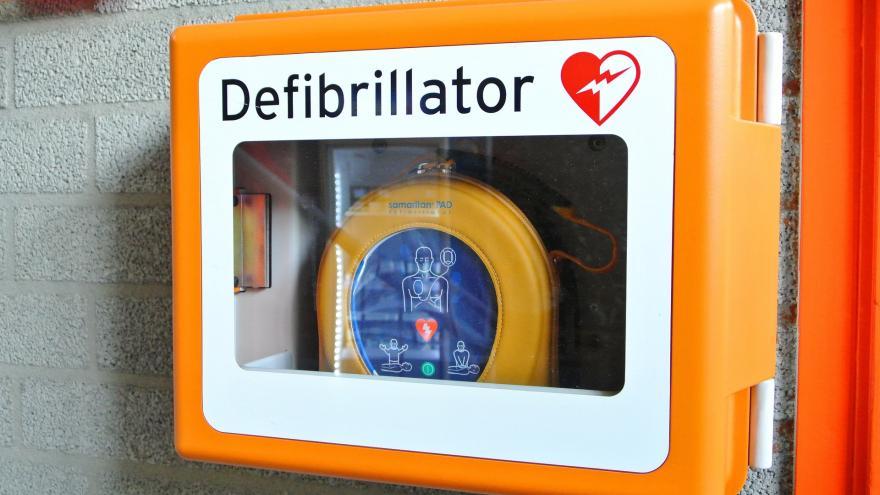 Comunicación de instalación y utilización de desfibriladores externos fuera del ámbito sanitario