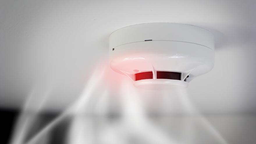 Detector incendios humo