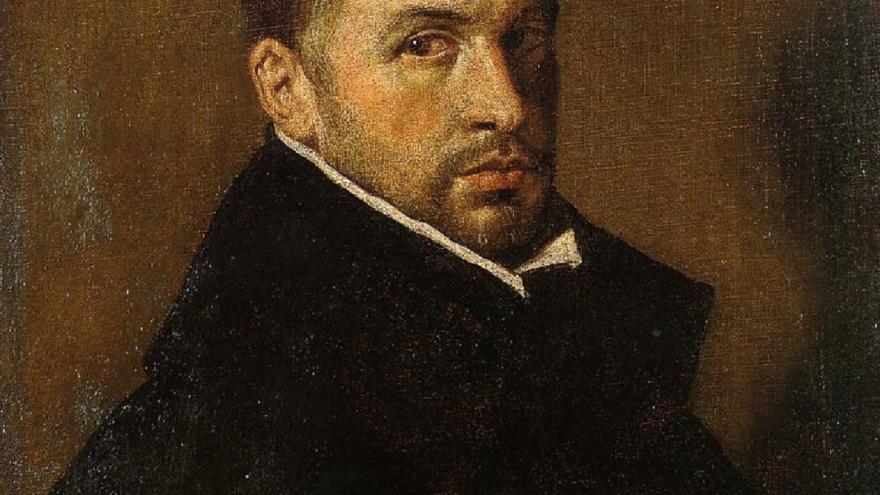 Retrato de un clérigo atribuida a Velázquez
