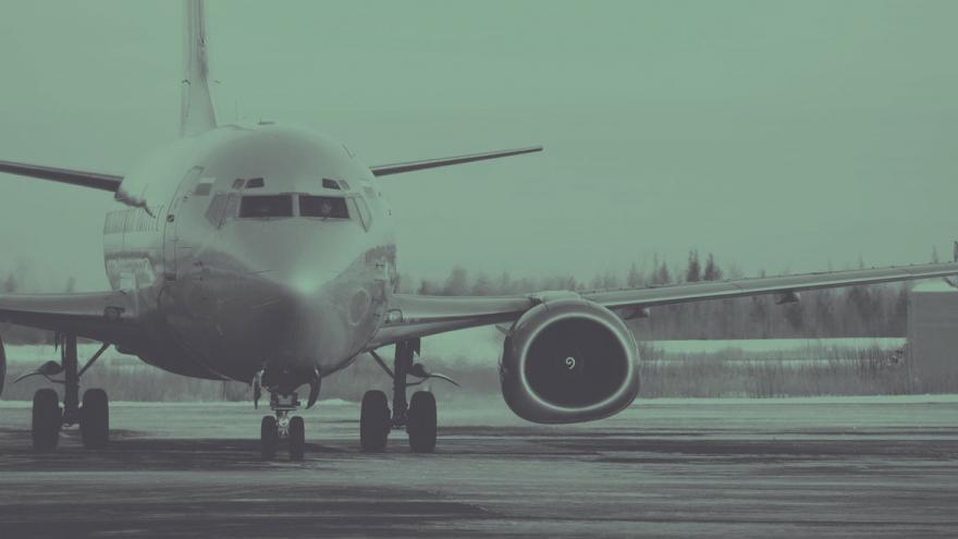 Huelga aeropuerto