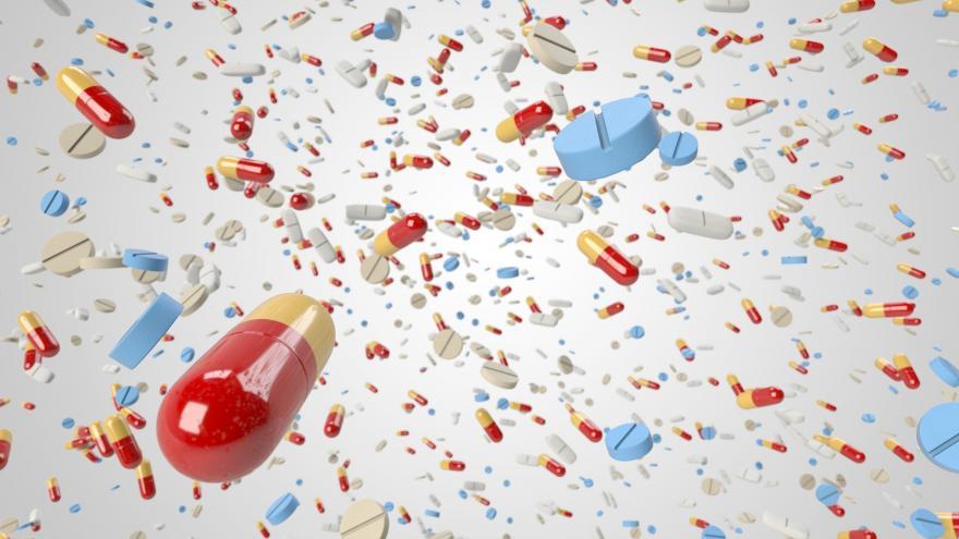 Investigación con medicamentos