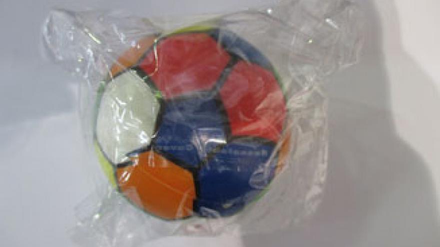 Balón de colores