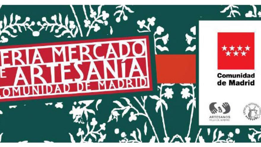 Cartel Feria - Mercado de Artesanía
