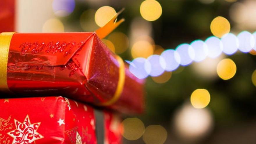 Paquetes de navidad