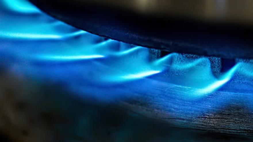 Llama gas