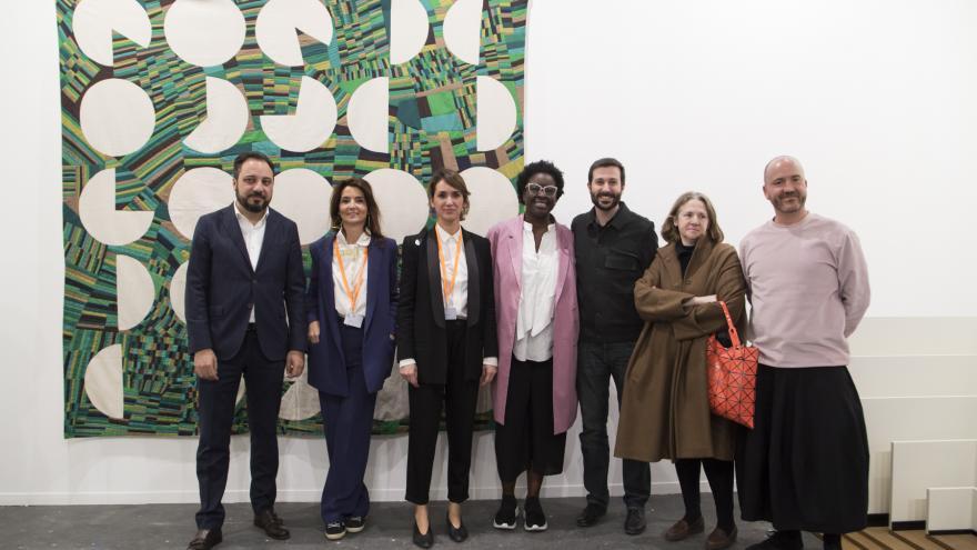 •Con el Premio ARCO de la Comunidad de Madrid el Gobierno regional apoya la creación contemporánea de jóvenes artistas