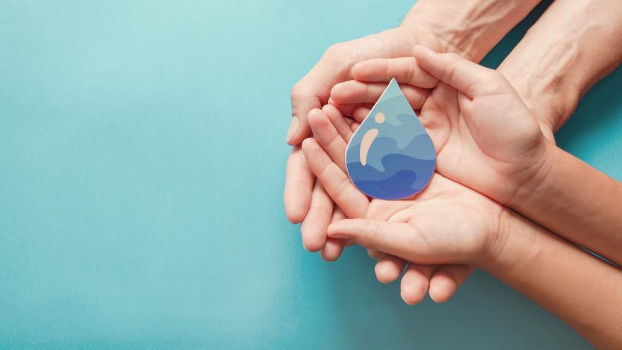 Nos ofrecemos como sede de una de las reuniones preparatorias de la Conferencia del Agua de Naciones Unidas