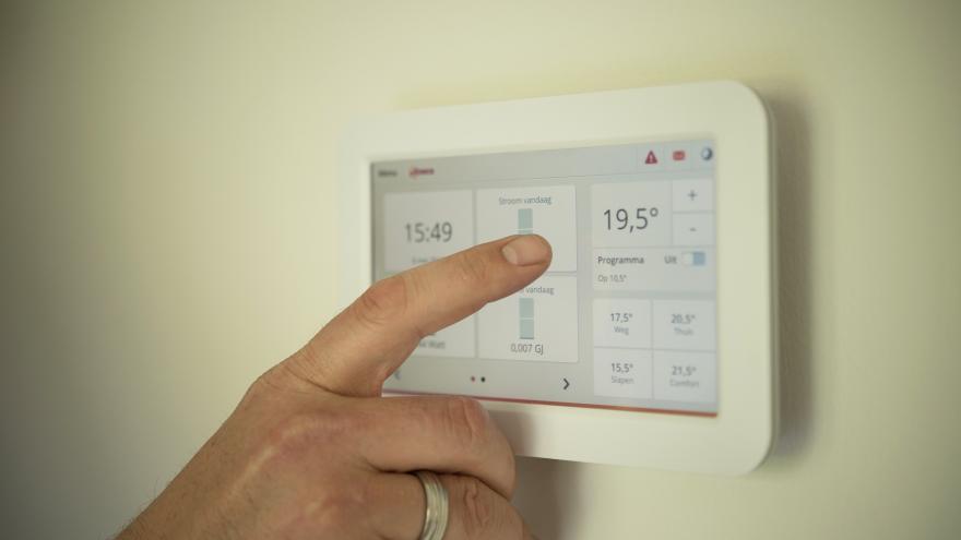 Calefacción inteligente