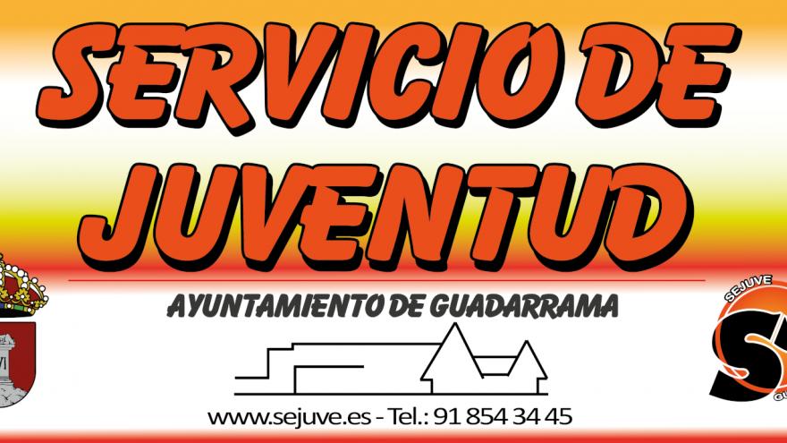 Logo del servicio de juventud de Guadarrama