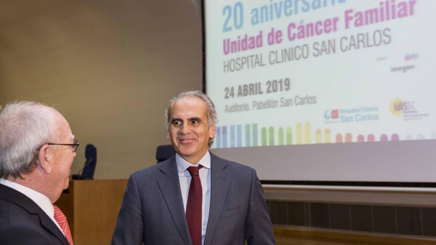 La Unidad de cáncer familiar del Hospital Clínico ha estudiado a 40.000 personas para prevenir el cáncer hereditario