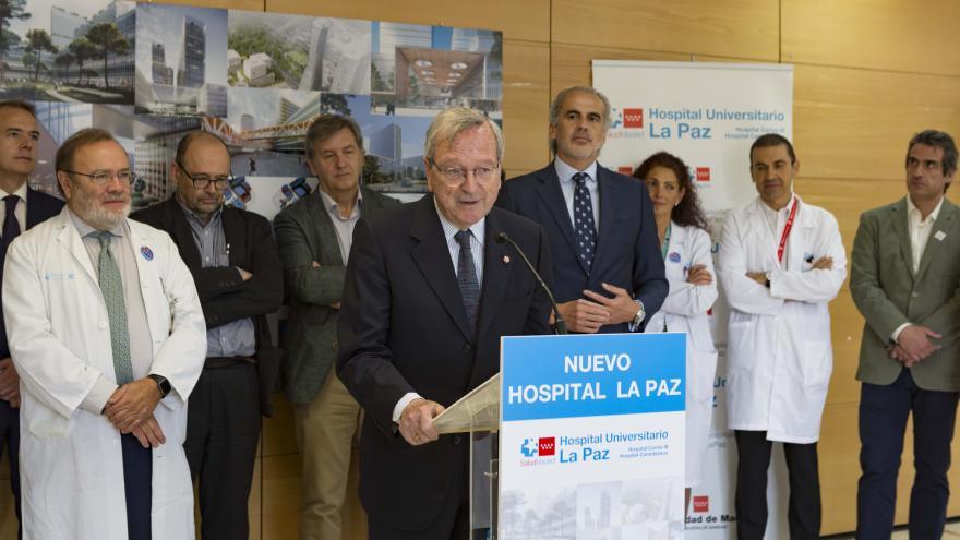 Jurado Nuevo Hospital La Paz