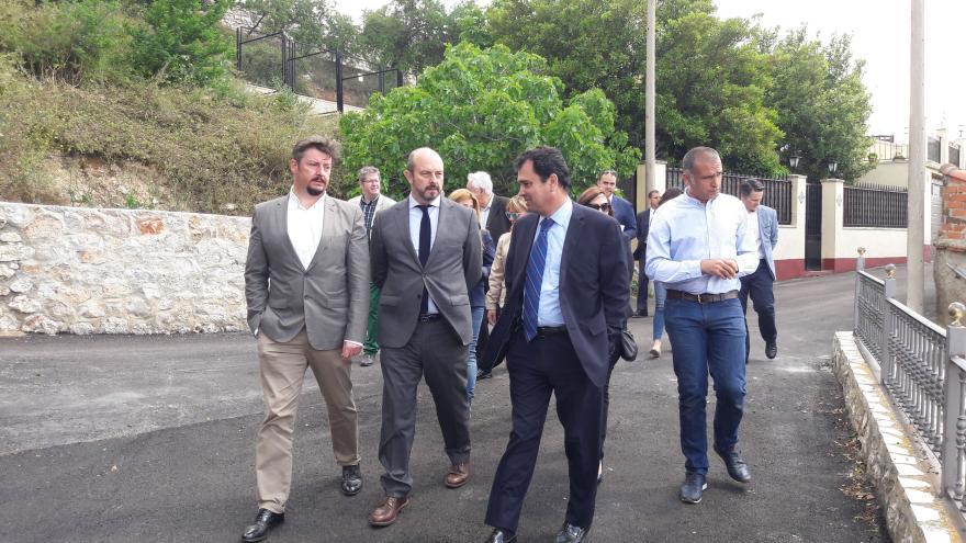 La Comunidad de Madrid invierte en Los Santos de la Humosa más de 1,6 millones de euros del Programa de Inversión Regional
