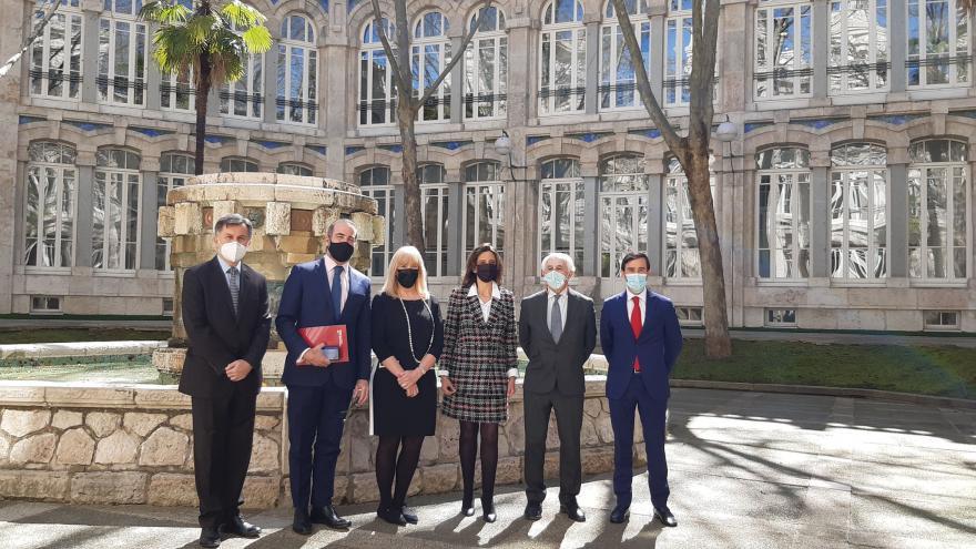 La Comunidad  apoya el papel del arbitraje como alternativa a la vía judicial