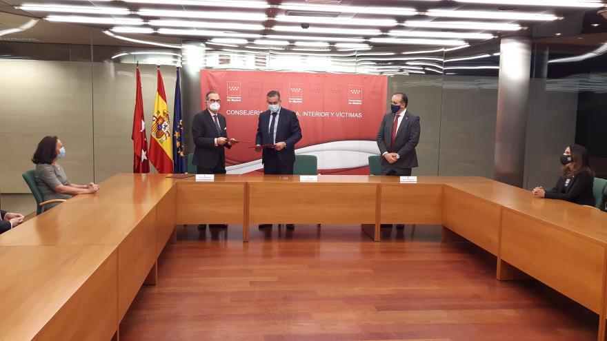 La Comunidad de Madrid garantiza el derecho a la tutela judicial efectiva de los ciudadanos durante 2021.