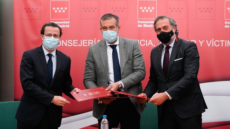 La Comunidad de Madrid apuesta por la mediación y el arbitraje entre empresas para reducir los litigios e impulsar la economía .