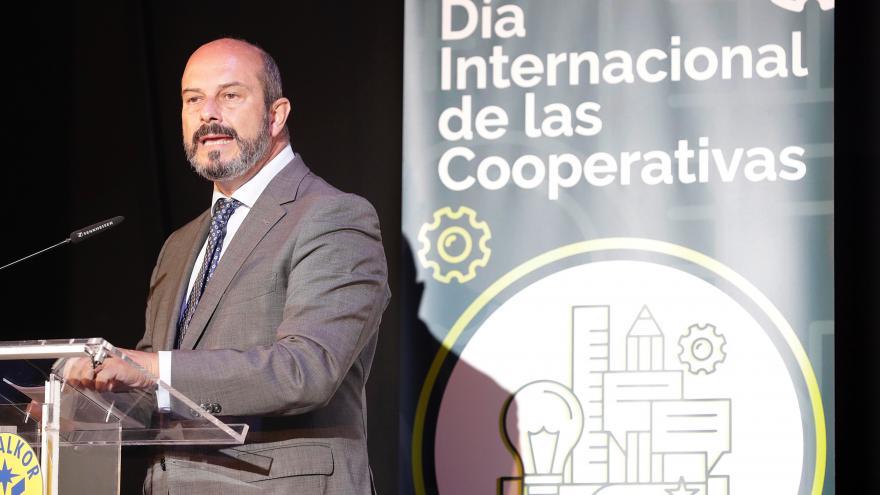 Pedro Rollán, presidente en funciones de la Comunidad de Madrid
