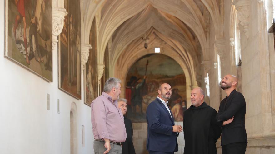 El presidente Rollán ha presentado hoy 'A Villa Voz', que llevará la mejor música clásica a estos once municipios madrileños
