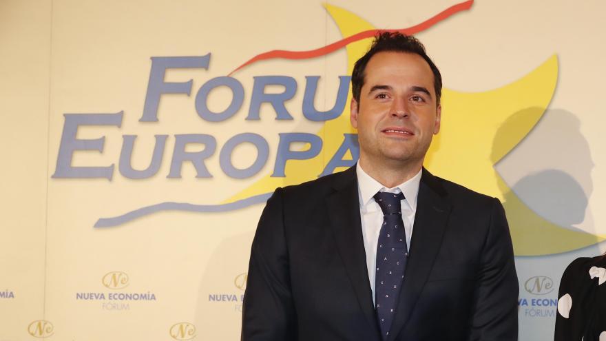 Ignacio Aguado en el Desayuno Informativo del Fórum Europa