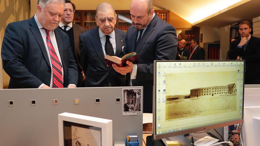 Acogeremos la biblioteca taurina Carriquiri para abrir su acceso al público
