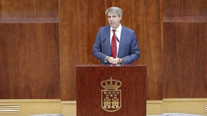 El presidente, Ángel Garrido, anuncia un Cheque-Bachillerato para sufragar a las familias madrileñas el coste de los estudios para los alumnos de centros concertados