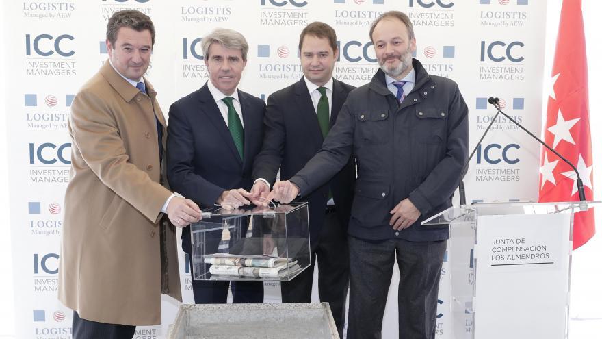 Garrido anuncia la aprobación del nuevo Plan Industrial de la Comunidad de Madrid