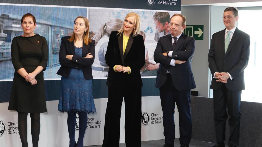 La apertura de la Clínica Universidad de Navarra refuerza nuestra posición de liderazgo en Sanidad