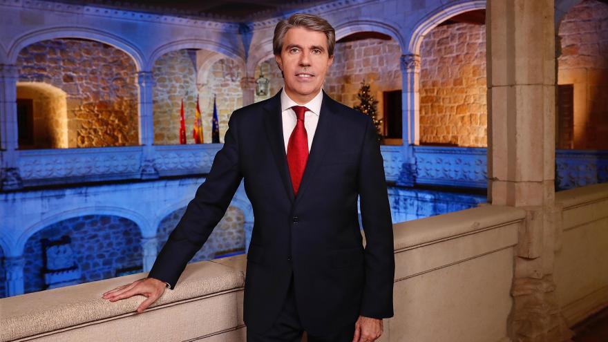 Ángel Garrido en Manzanares el Real