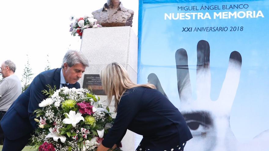Homenaje Miguel Ángel Blanco