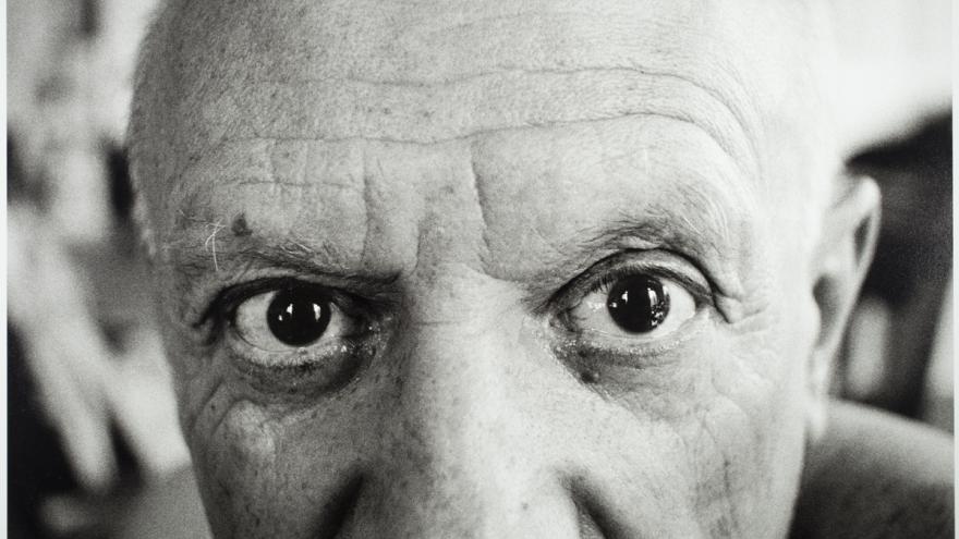 David Douglas Duncan. Picasso en La Californie. Cannes, julio de 1957