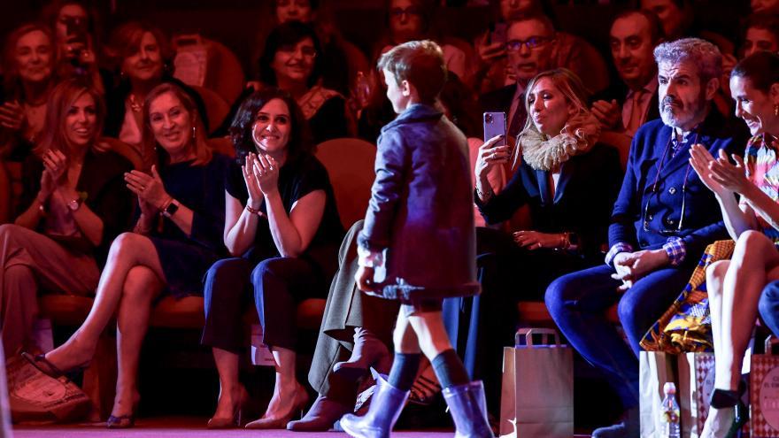 Isabel Díaz Ayuso asiste a la VIII The Petite Fashion Week