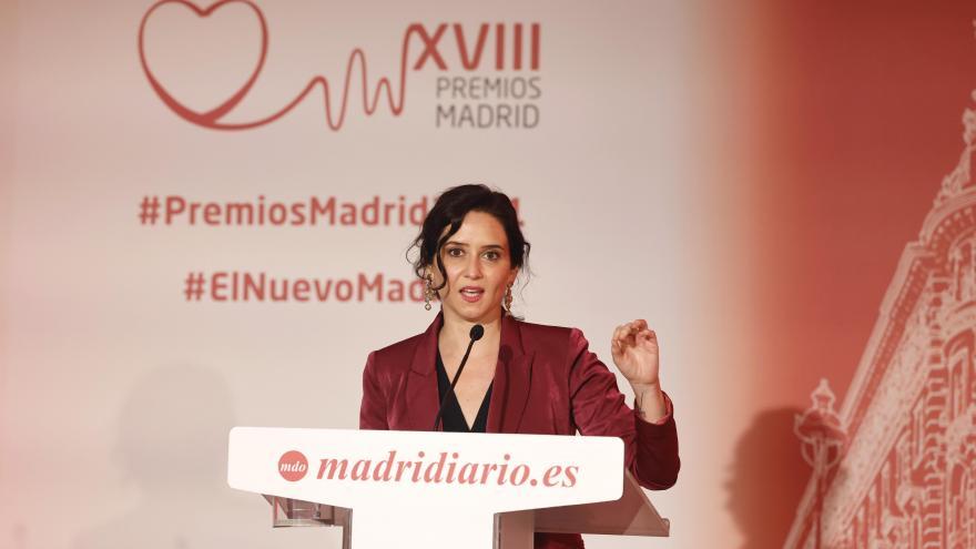 Díaz Ayuso Madridiario