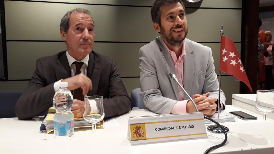 Miguel Ángel García Martín en la LXXV Conferencia Sectorial de Empleo y Asuntos Laborales