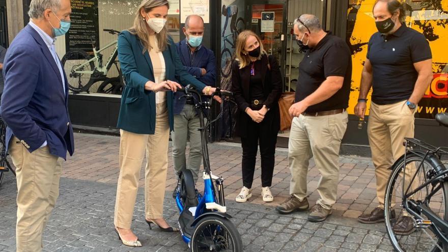 Destinaremos 3 millones de euros para la adquisición de vehículos eléctricos de movilidad personal cero emisiones