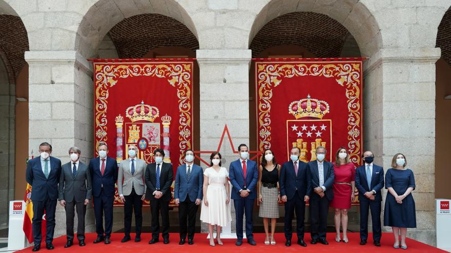 Imagen del Gobierno de la Comunidad de Madrid