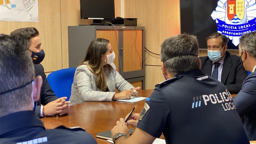 La Comunidad de Madrid intensifica la coordinación con ayuntamientos para mejorar la gestión en seguridad y emergencias