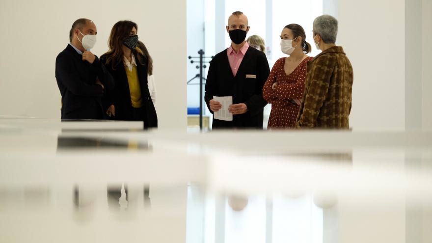 La Comunidad de Madrid dedica una exposición a la artista Azucena Vieites