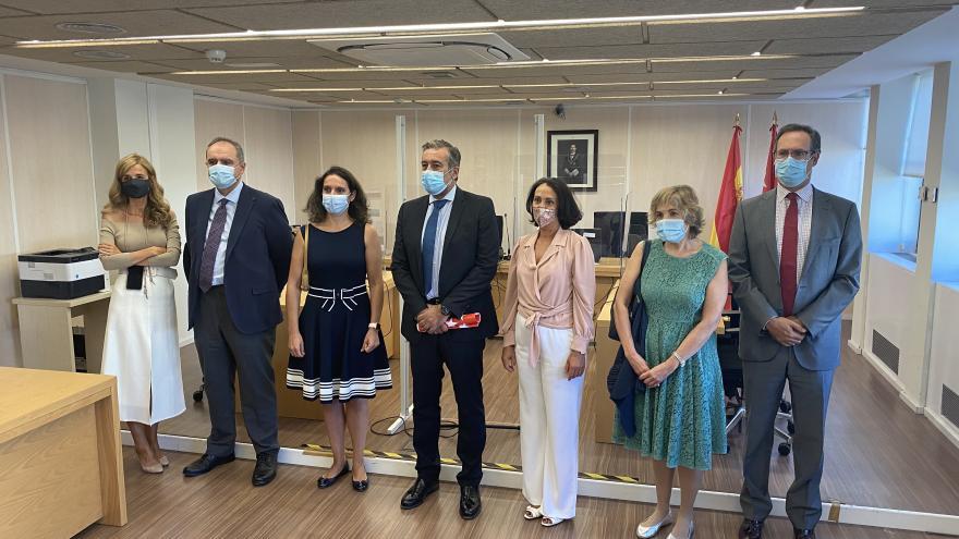 La Comunidad de Madrid refuerza los juzgados de lo Social para hacer frente a la mayor litigiosidad derivada del COVID-19