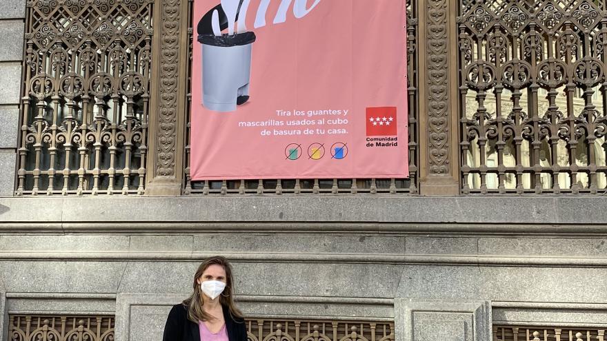 Iniciamos una campaña de concienciación sobre cómo desechar mascarillas y guantes ante el COVID-19