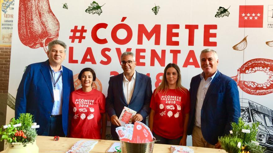 Izquierdo presenta la iniciativa gastronómica y de ocio que tiene lugar hoy y mañana, con entrada gratuita de 11:00 a 23:00 horas