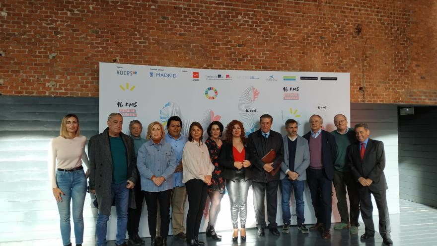 La viceconsejera de Vivienda y Administración Local de la Comunidad de Madrid, Concepción Dancausa