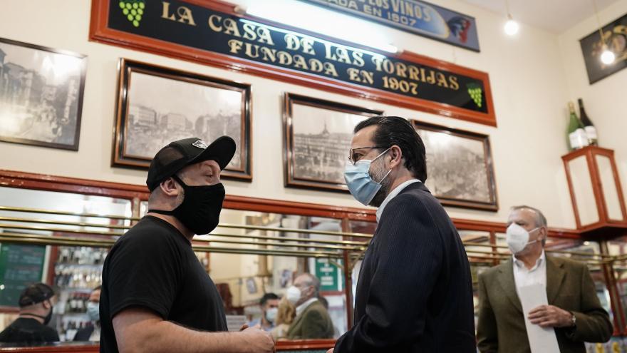 Javier Fernández-Lasquetty Casa de las Torrijas 1