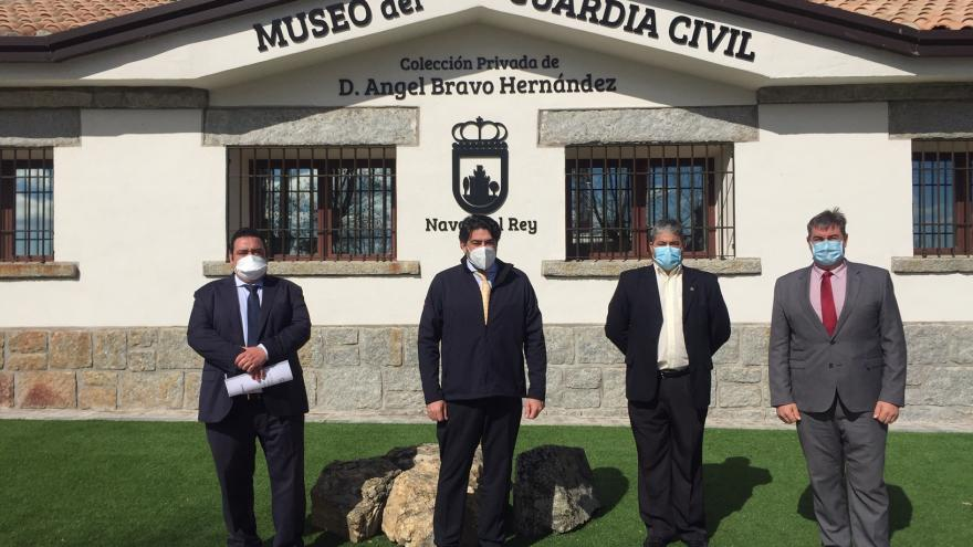 La Comunidad de Madrid invierte 3,6 millones del PIR en Rozas de Puerto Real y Navas del Rey