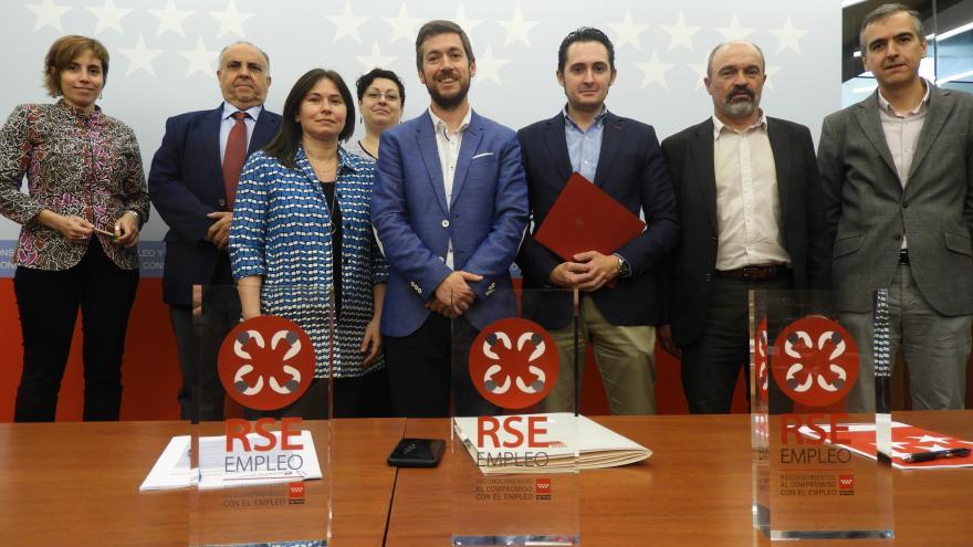 Miguel Ángel García en la Mesa de Responsabilidad Social