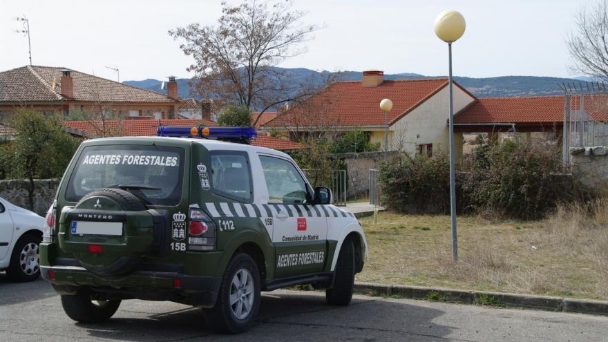 Imagen de la oficina comarcal 15 del Cuerpo de Agentes Forestales