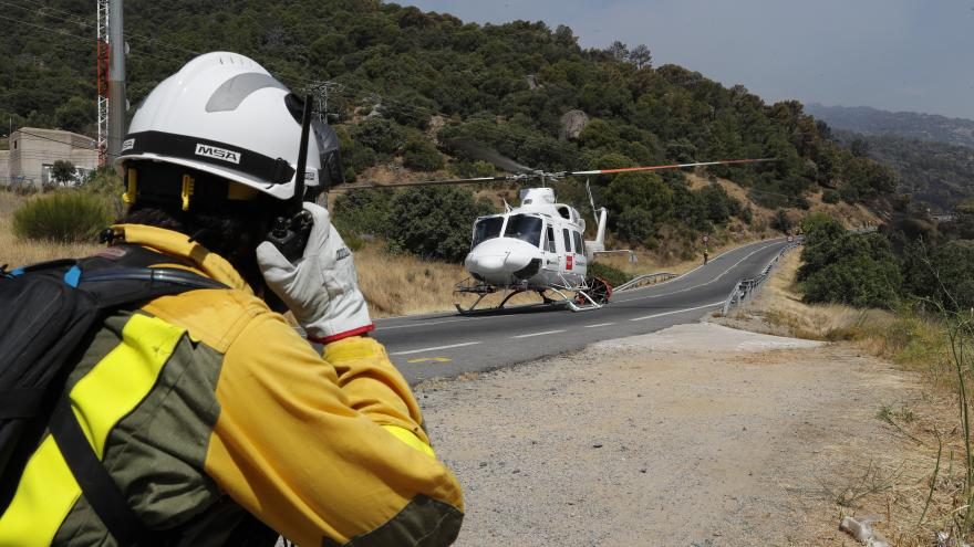 Helicoptero brigadas