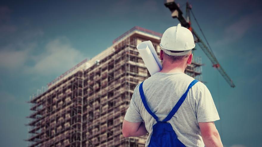 Edificio en construccion