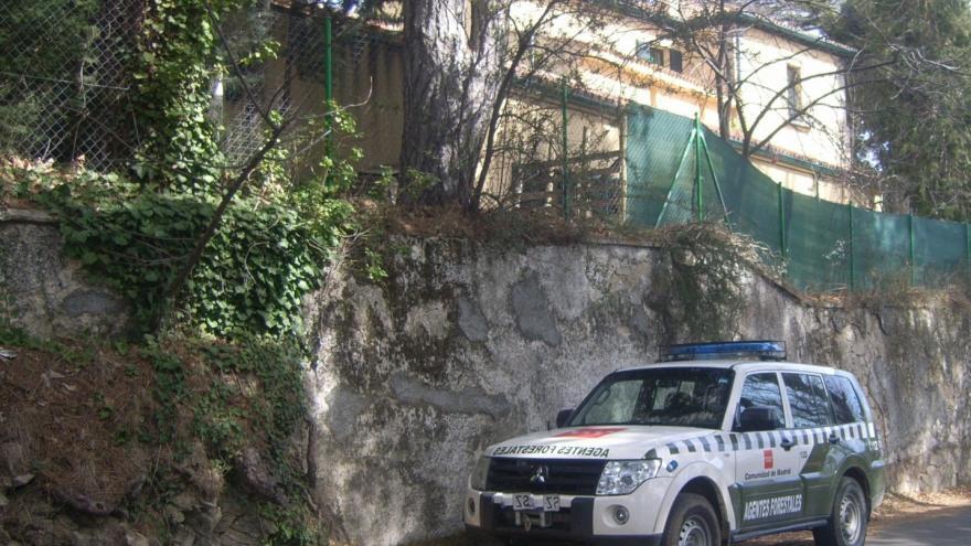 Imagen de la oficina comarcal 12 del Cuerpo de Agentes Forestales